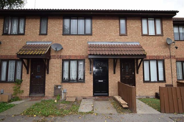 Thumbnail Terraced house to rent in Sycamore Close, Tilbury, Essex