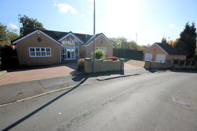 Thumbnail Detached house for sale in Longlands Road, Halesowen