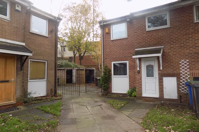 Thumbnail Property to rent in Glendevon Place, Whitefield, Manchester