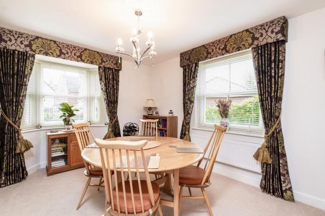 Dining Room of Alfred Knight Close, Duston, Northampton, Northamptonshire NN5