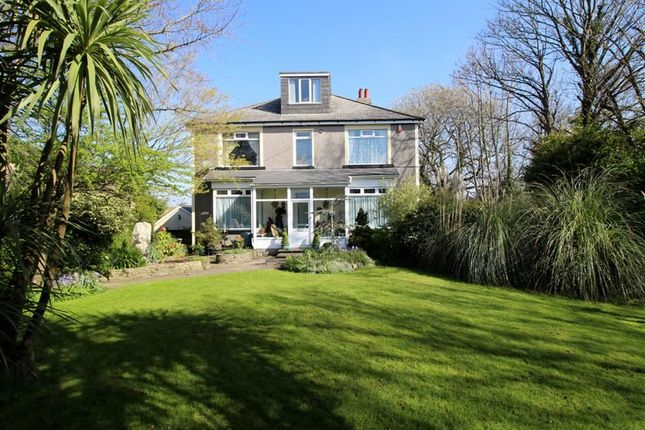 Thumbnail Detached house for sale in Pomphlett Road, Plymouth