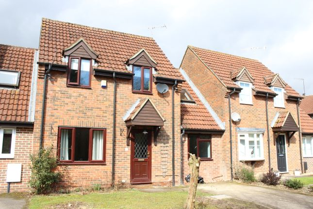 Thumbnail Link-detached house for sale in Wessex Close, Hungerford