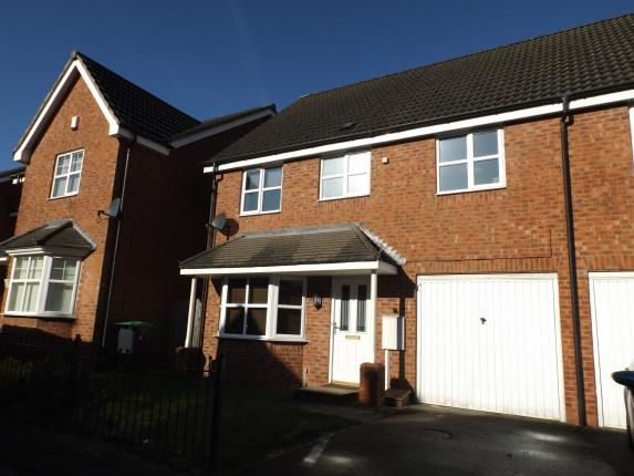 Thumbnail Semi-detached house for sale in Broadlands Close, Sutton-In-Ashfield