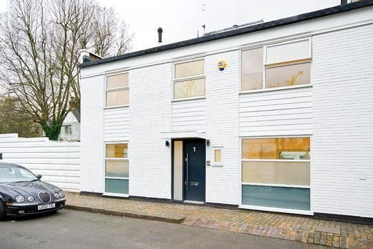 Thumbnail Terraced house to rent in Conybeare, London