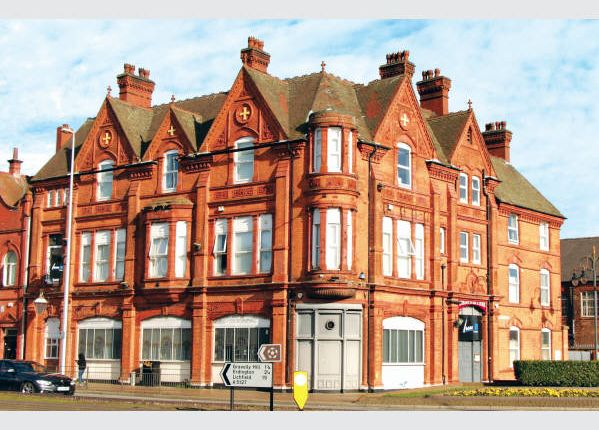 Thumbnail Block of flats for sale in Isaac Court, Lichfield Road, Aston, West Midlands