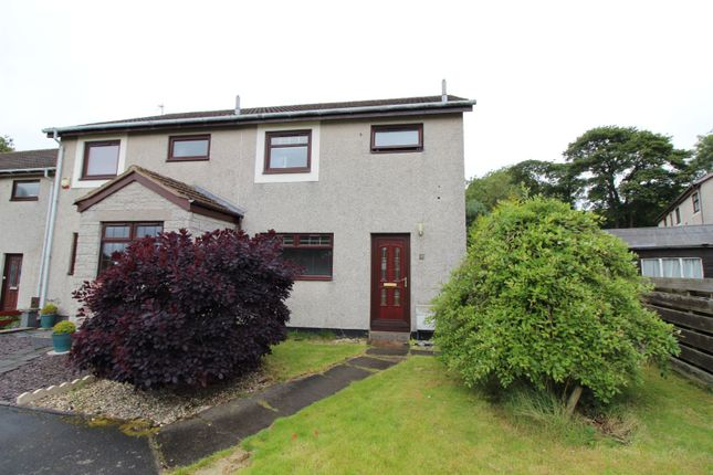 Thumbnail Semi-detached house for sale in Greenbrae Crescent, Bridge Of Don, Aberdeen