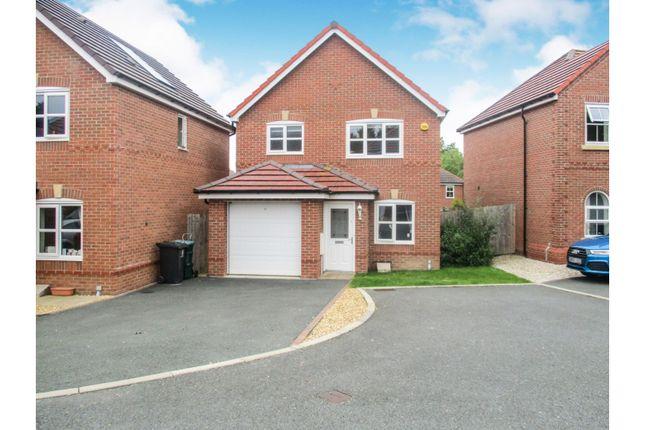 Thumbnail Detached house for sale in Llys Ywen, Llandudno Junction