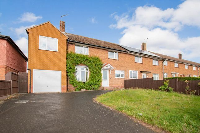 4 bed end terrace house for sale in Bunny Lane, Keyworth, Nottingham NG12