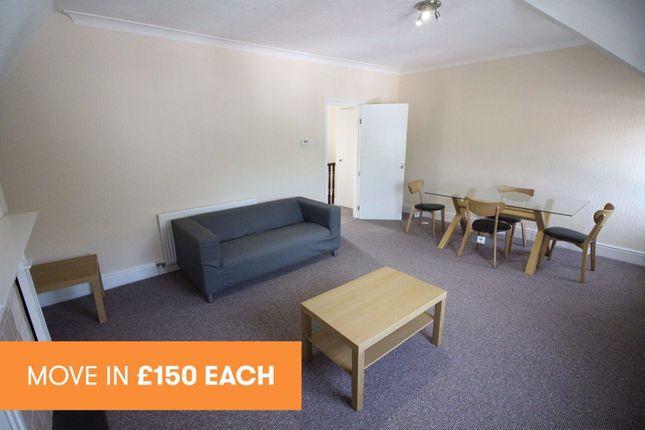 Thumbnail Flat to rent in Fidlas Road, Heath, Cardiff
