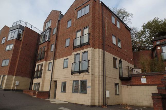 Thumbnail Flat to rent in Greestone Mount, Lincoln