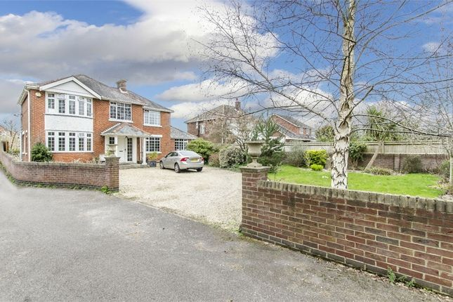 Thumbnail Detached house for sale in Botley Road, Horton Heath, Eastleigh, Hampshire