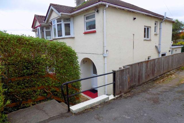 Thumbnail Flat for sale in All Hallows Road, Preston, Paignton
