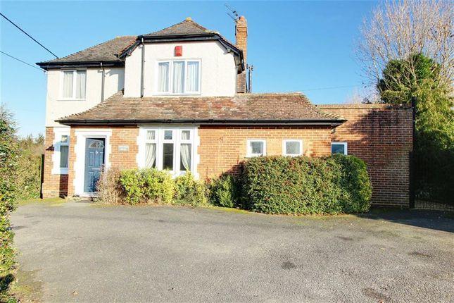 Thumbnail Detached house for sale in Cheddington Road, Pitstone, Leighton Buzzard