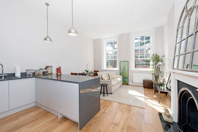 Thumbnail Flat for sale in Coombe Road, London