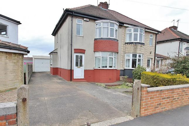 3 bed semi-detached house for sale in Charnock Hall Road, Gleadless, Sheffield