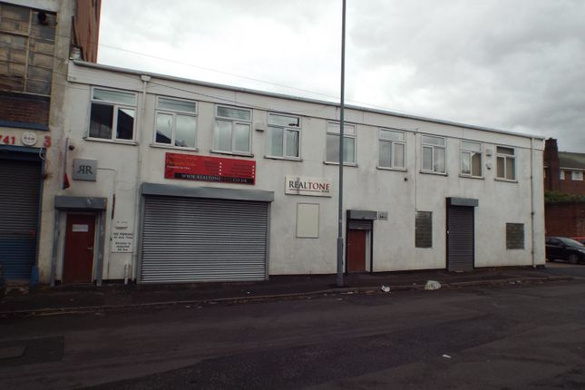 Office to let in 34 Cliveland Street, Hockley
