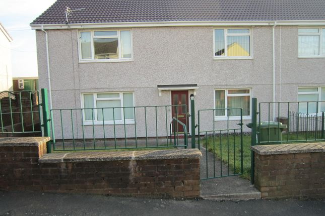 Thumbnail Maisonette for sale in Heol Fargoed, Bargoed