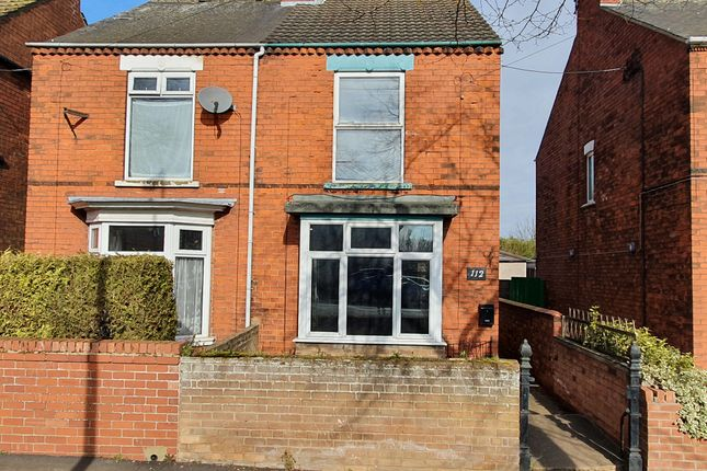 Semi-detached house for sale in Earlsgate, Winterton, Scunthorpe