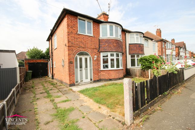 Semi-detached house for sale in Edward Avenue, Leicester