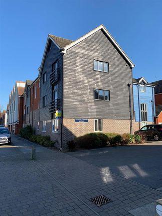 Thumbnail Flat to rent in George Stewart Avenue, Faversham