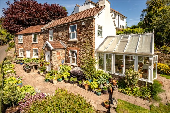 Thumbnail Detached house for sale in Pearces Hill, Frenchay Village, Bristol