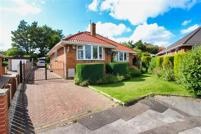 Thumbnail Bungalow for sale in Cotswold Crescent, Whiston, Rotherham