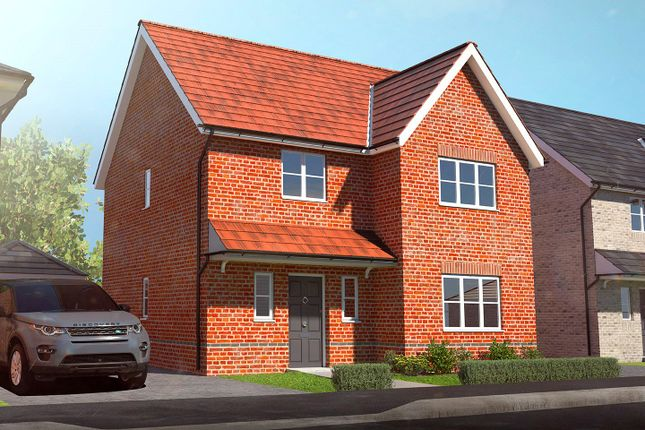 4 bed detached house for sale in Fusiliers Green, Heckfords Road, Great Bentley, Colchester CO7