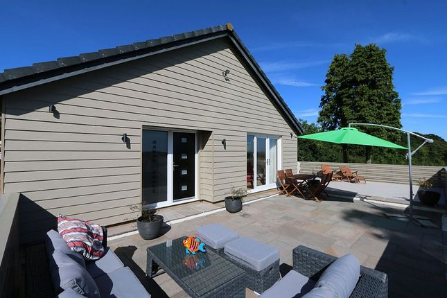 Thumbnail Detached bungalow for sale in Eastfield, Morpeth, Northumberland