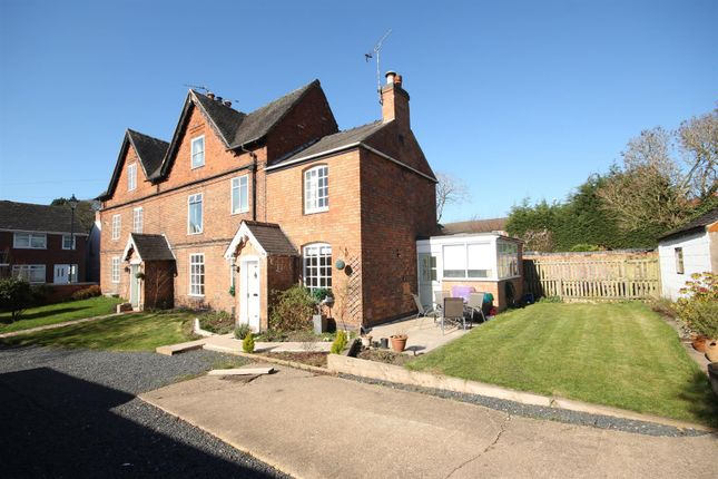 Thumbnail Cottage for sale in The Square, Mickleover, Derby