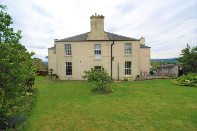 Thumbnail Flat to rent in Bank Street, Crieff