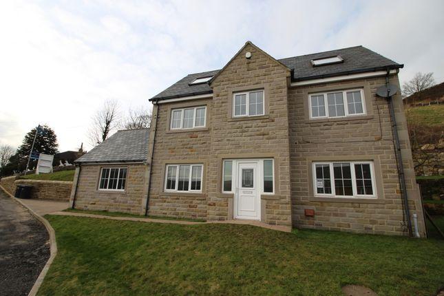 Thumbnail Detached house for sale in Castle Lane, Todmorden, Lancashire