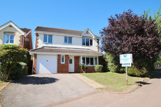 Thumbnail Detached house to rent in Juno Drive, Lydney