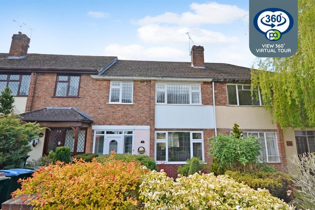 Thumbnail Terraced house for sale in George Marston Road, Binley, Coventry