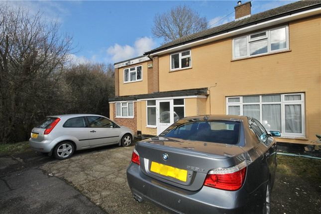 Thumbnail Semi-detached house to rent in Hartshill, Guildford, Surrey