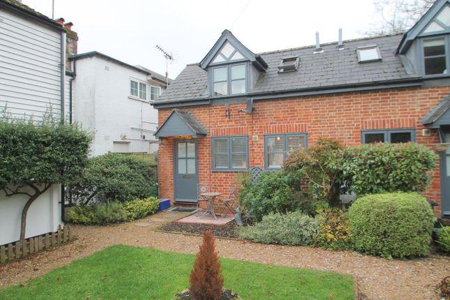 Thumbnail Semi-detached house to rent in Main Road, Sundridge, Sevenoaks