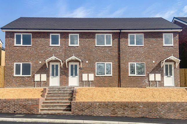 Thumbnail Terraced house for sale in Herberts Road, Garndiffaith, Pontypool