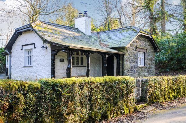 Thumbnail Detached house for sale in Boduan, Pwllheli, Gwynedd, .