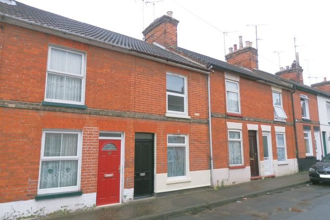 Thumbnail Terraced house to rent in Hordle Street, Dovercourt