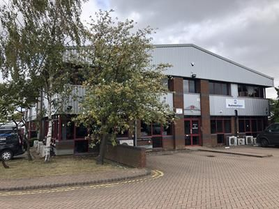 Office to let in First Floor, The Metro Centre, Woodston, Peterborough