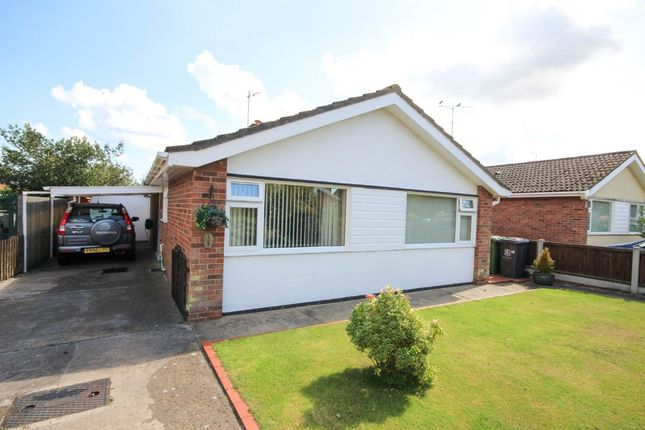 Thumbnail Detached bungalow for sale in Spruce Avenue, Ormesby, Great Yarmouth
