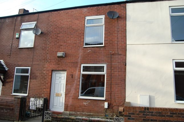 Thumbnail Terraced house to rent in Bain Street, Swinton, Manchester