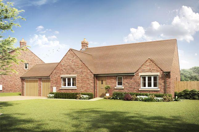 Thumbnail Detached bungalow for sale in Plot 1, The Idbury, Lime Grove, Wainlode Lane, Norton