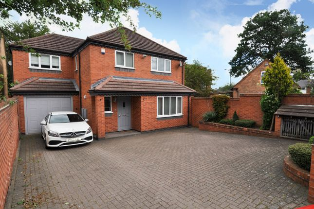 Thumbnail Detached house for sale in Longbridge Lane, Longbridge, Birmingham