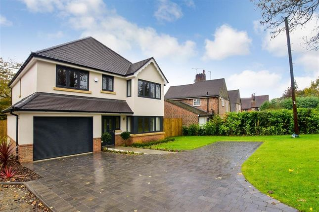 Thumbnail Detached house for sale in London Road, Rickstones, East Grinstead, West Sussex