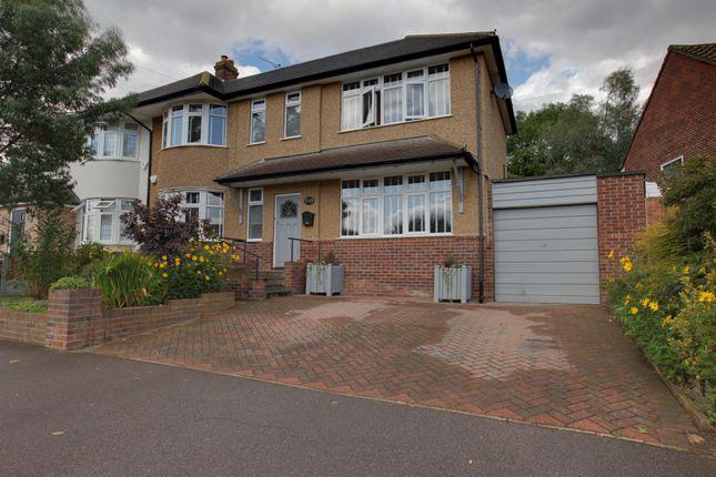Thumbnail Semi-detached house for sale in Faversham Avenue, London
