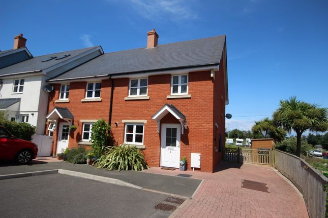 Thumbnail End terrace house to rent in Lorna Doone, Watchet