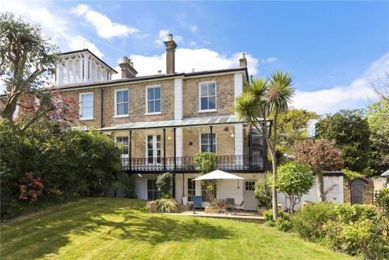 Thumbnail Property for sale in Hanger Hill, Weybridge, Surrey