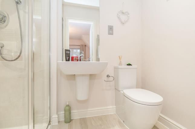 Ensuite of Brookwood Way, Buckshaw Village, Chorley, Lancashire PR7
