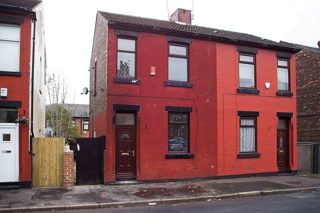 Thumbnail Semi-detached house to rent in Dresden Street, Moston, Manchester