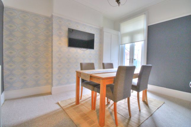 Dining Room of Fairfield Avenue, Plymouth PL2